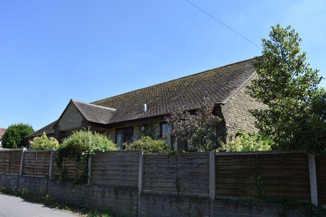 Thumbnail Detached bungalow for sale in Denhall Close, Sturminster Newton