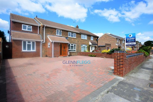 Thumbnail Semi-detached house for sale in High Street, Langley, Slough