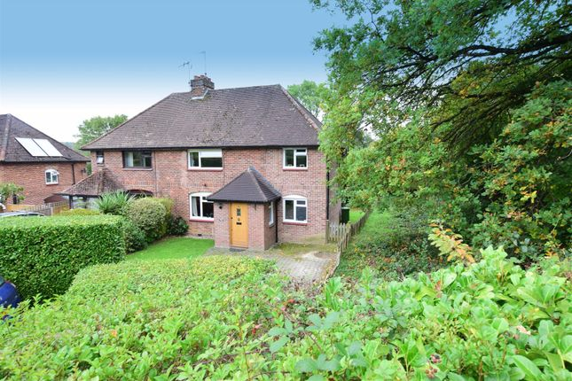Thumbnail Semi-detached house for sale in New Road, Penshurst, Tonbridge