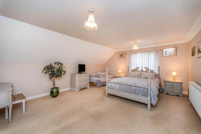 Thumbnail Detached house for sale in Heol West Plas, Litchard, Bridgend
