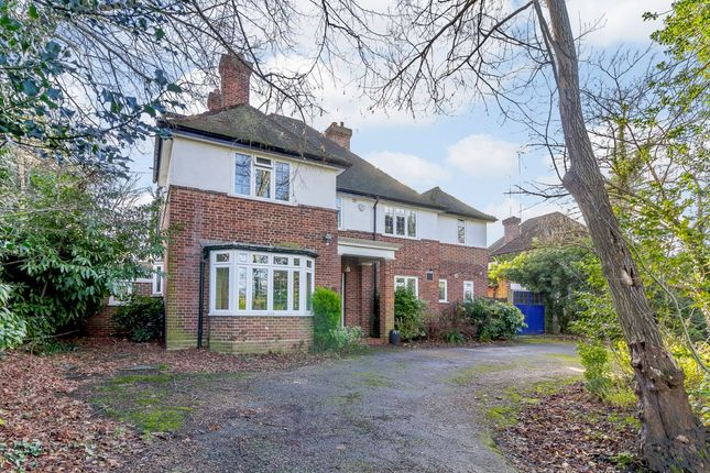 7 bed detached house for sale in St. Marys Road, Surbiton, London