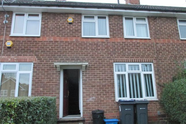 Thumbnail Terraced house to rent in Blandford Road, Quinton