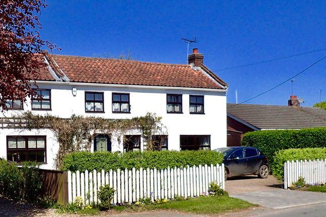 Thumbnail Detached house for sale in Mill Lane Horsford, Norwich, Norwich