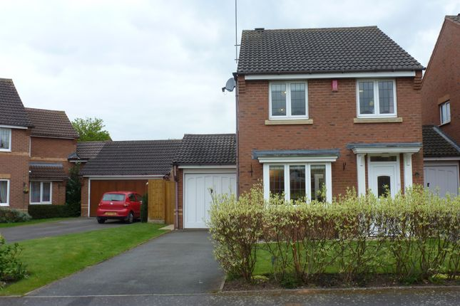 Thumbnail Detached house for sale in Warren House Walk, Sutton Coldfield