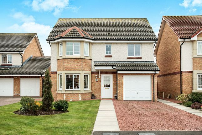 Thumbnail Detached house for sale in Tipperwuppy Drive, Dumfries
