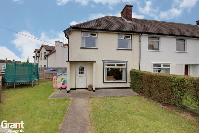 Thumbnail Terraced house for sale in Marian Way, Portaferry