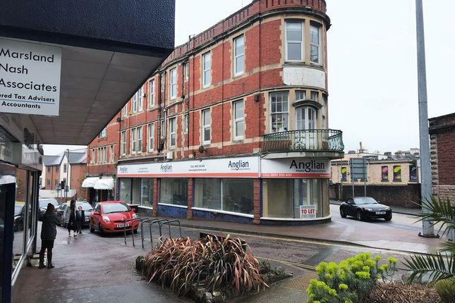Thumbnail Retail premises to let in Totnes Road, Paignton