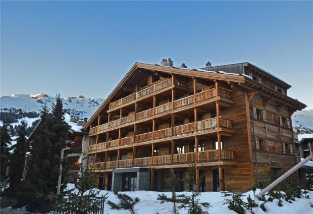 Thumbnail Apartment for sale in Residence Du Parc, Verbier, Valais, Switzerland