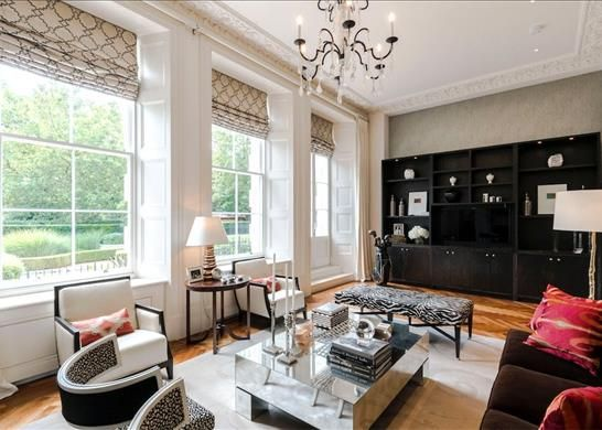 Thumbnail Flat for sale in The Lancasters, 75-89 Lancaster Gate, London