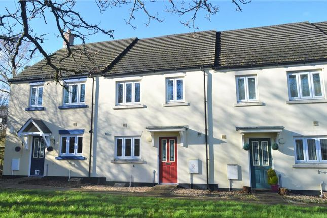 Thumbnail Terraced house to rent in Hooper Close, Littlewood Meadow, Hatherleigh