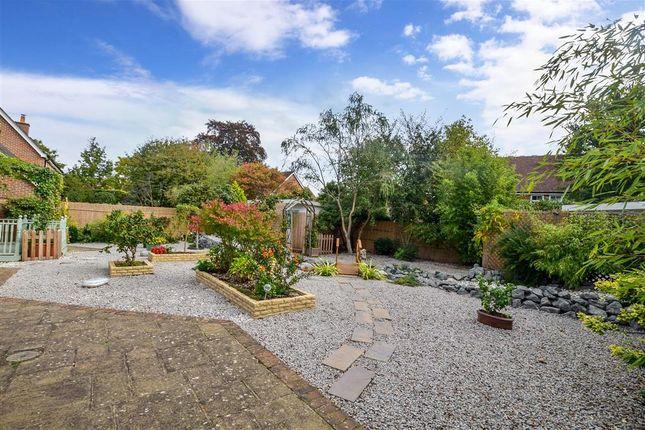 Rear Garden of The Haydens, Tonbridge, Kent TN9
