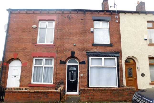Thumbnail End terrace house to rent in Stanley Street, Chadderton, Oldham