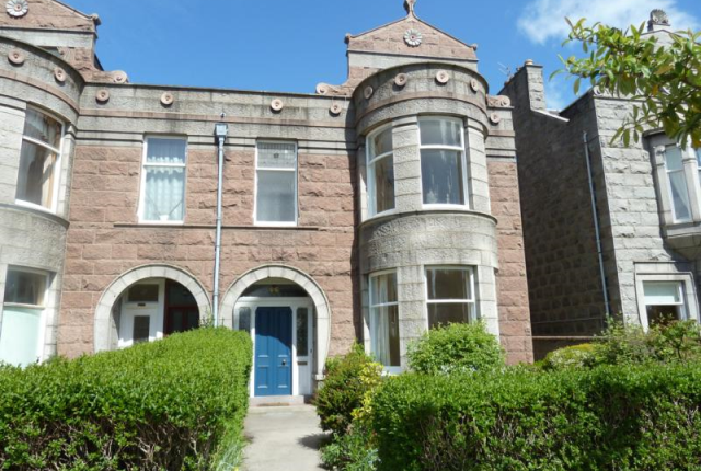 Thumbnail Semi-detached house to rent in Hamilton Place, Aberdeen AB15,