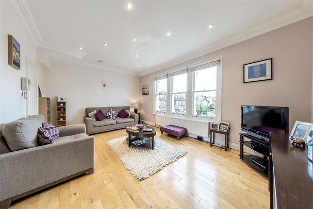 Thumbnail Flat for sale in Mayford Road, London
