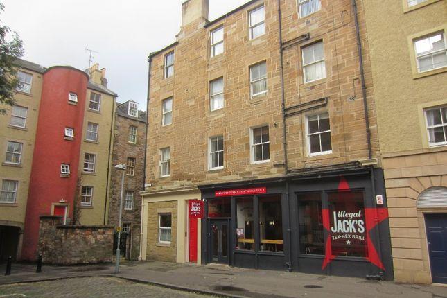 Thumbnail 1 bed flat to rent in St Patrick`S Square, Newington, Edinburgh