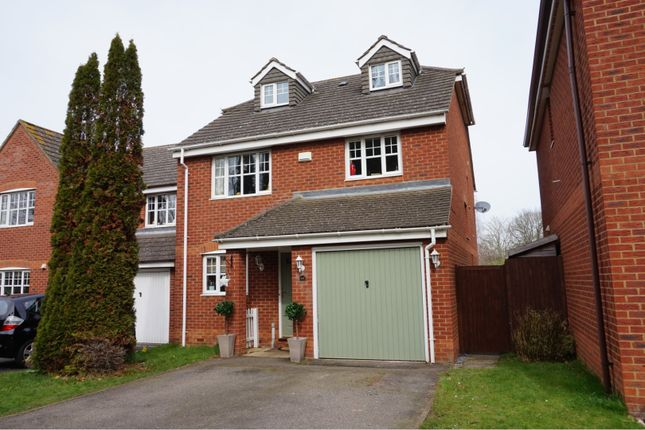 Thumbnail Detached house for sale in Pepperslade, Duxford, Cambridge