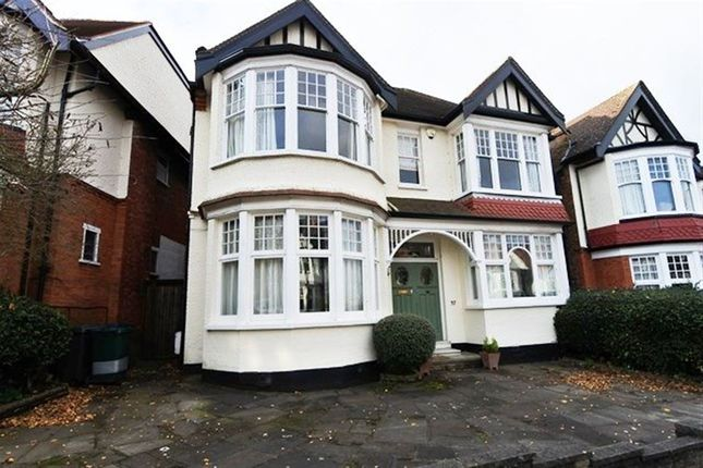 Thumbnail Detached house to rent in Church Crescent, London