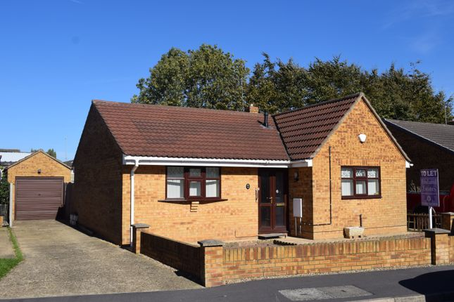 Thumbnail Bungalow to rent in Stanley Drive, Sutton Bridge, Spalding