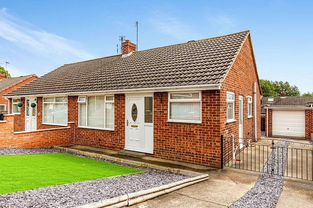 Thumbnail Bungalow to rent in Sussex Way, Darlington
