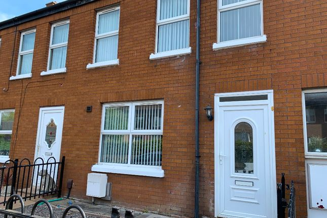 3 bed terraced house to rent in Cooke Court, Belfast BT7