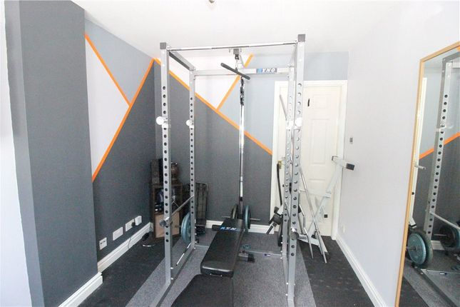 Gym Room/Study of Brackley Drive, Spondon, Derby DE21
