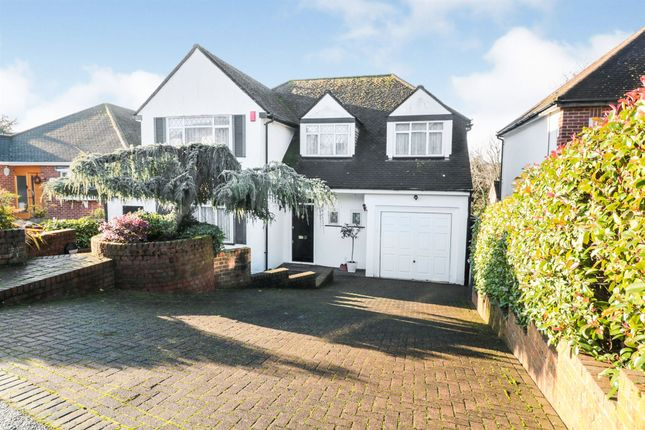 Thumbnail Detached house for sale in Old Park Road South, Enfield