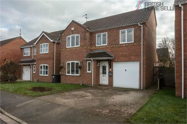 4 bed detached house for sale in Pentland Drive, North Hykeham, Lincoln LN6