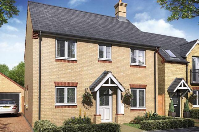 4 bedroom semi-detached house for sale in The Kelso, Barleythorpe Road, Oakham, Rutland