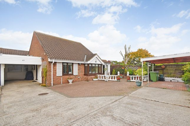 Thumbnail Detached bungalow for sale in Star Lane, Folkestone