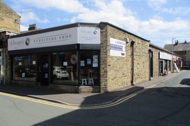 Thumbnail Retail premises for sale in Park Street/Park Row, Brighouse