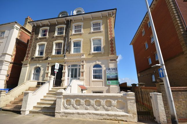 Thumbnail Flat for sale in Flat 1 Gresham House, The Esplanade, Lowestoft