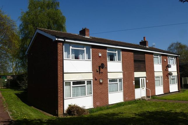 Thumbnail Flat to rent in Muskham Court, Mansfield, Nottinghamshire