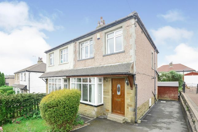 Thumbnail Semi-detached house for sale in Pasture Road, Baildon, Shipley