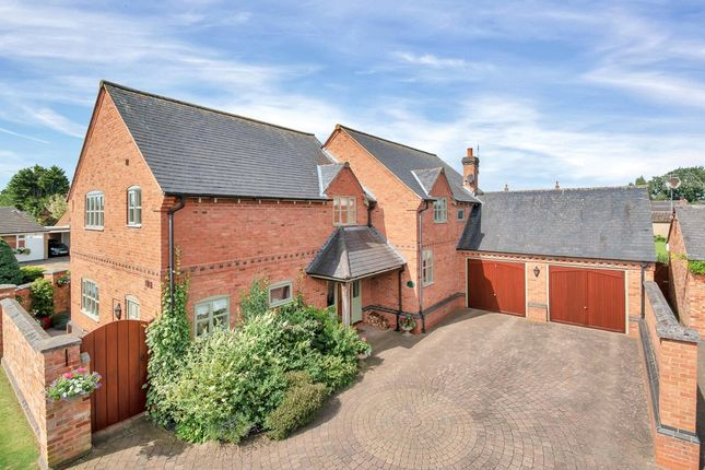 Thumbnail Detached house for sale in Walton, Lutterworth, Leicestershire