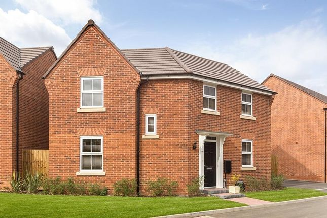 """Thumbnail Detached house for sale in """"Fairway"""" at Crick Road, Hillmorton, Rugby"""