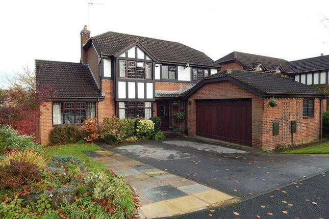 Detached house for sale in Ridge Way, Penwortham, Preston
