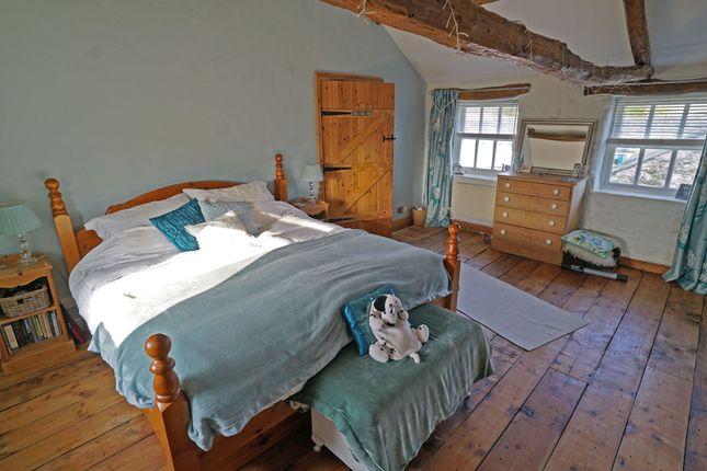 Generous Master Bedroom