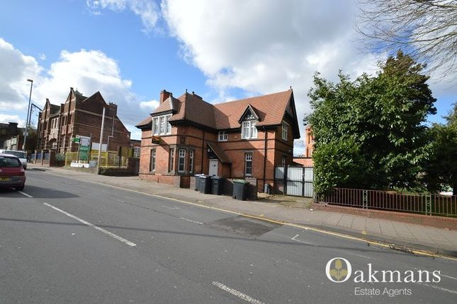 Thumbnail Detached house for sale in Bristol Road, Selly Oak, Birmingham, West Midlands.