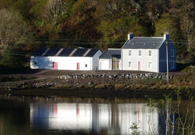 Thumbnail Detached house to rent in Craigendaive, Clachaig, Dunoon, Argyll And Bute