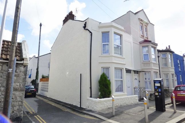 Thumbnail End terrace house to rent in Hopkins Street, Weston-Super-Mare