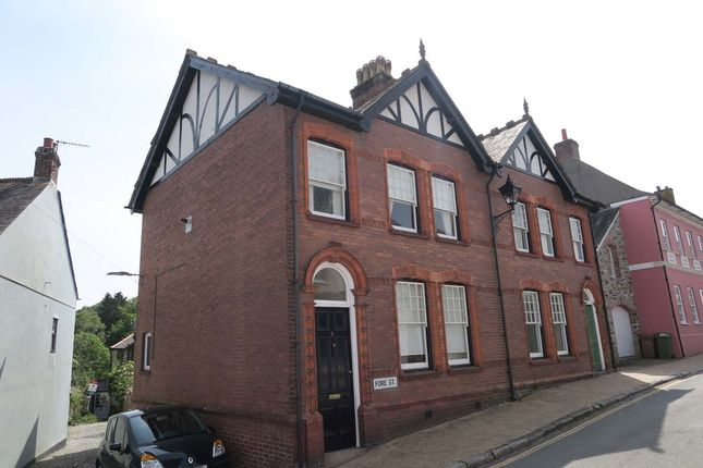Thumbnail Semi-detached house for sale in Fore Street St Maurice, Plympton, Plymouth, 1Lz.