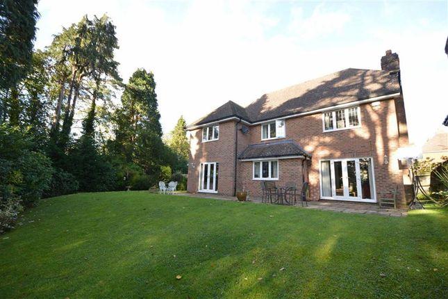 Thumbnail Detached house for sale in Langridge Close, Crowborough