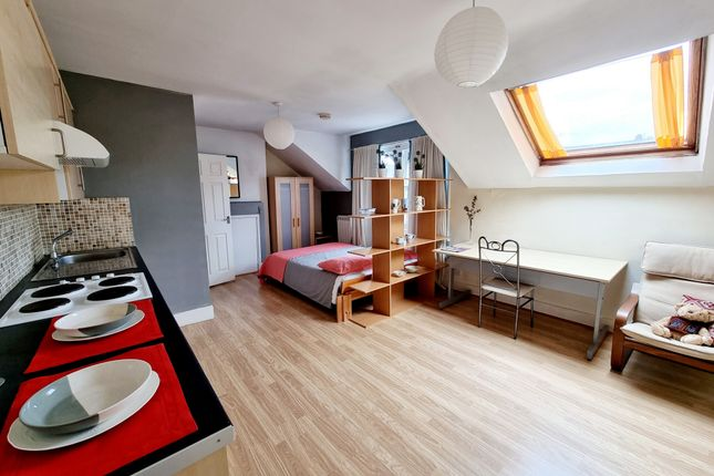 Thumbnail Studio for sale in Church Lane, Crouch End