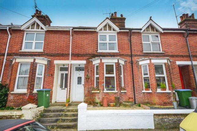 Thumbnail Terraced house to rent in Gloucester Place, Littlehampton