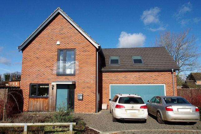 Thumbnail Detached house for sale in Horseshoe Close, Watton, Thetford