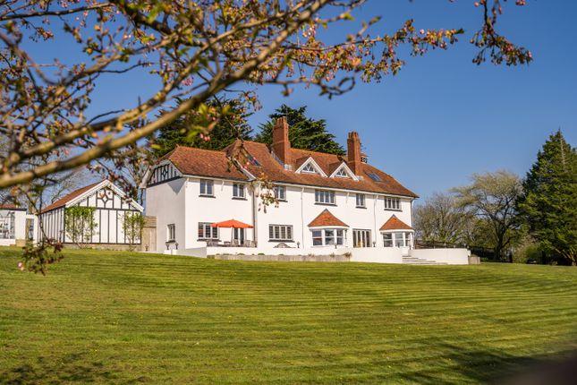 Thumbnail Detached house for sale in Backingston Lane, Bishopston, Swansea