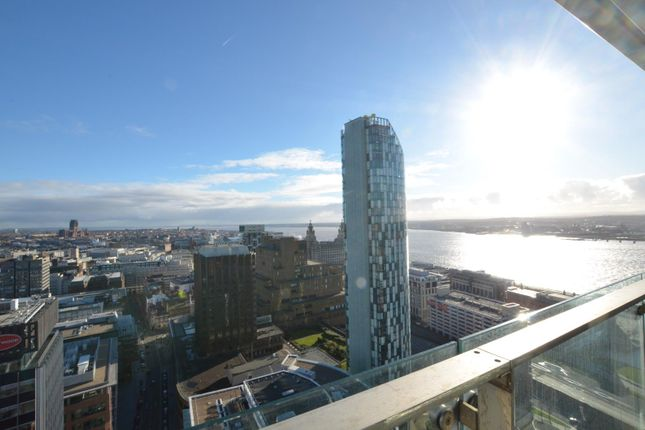 Thumbnail Flat for sale in Beetham Tower 111 Old Hall Street, Liverpool, Merseyside