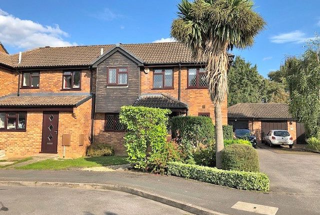 Thumbnail Semi-detached house for sale in Forth Close, Chandler's Ford, Eastleigh