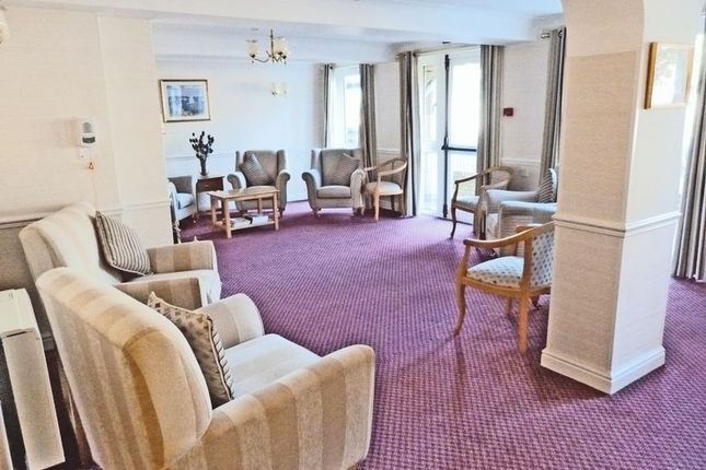 Residents Lounge of Ribblesdale Court, Morecambe LA4
