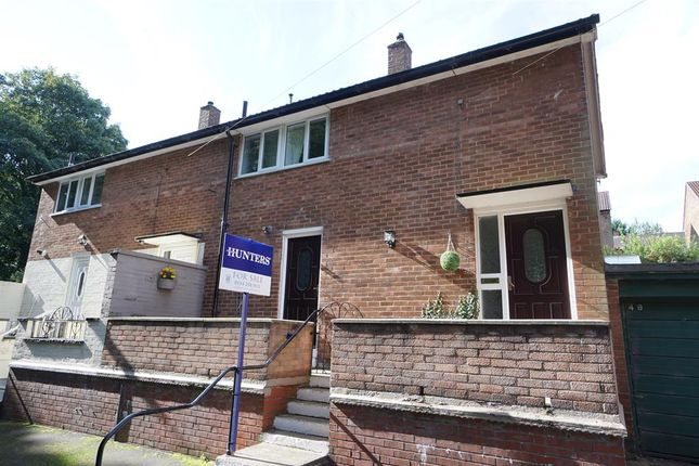 Thumbnail Semi-detached house for sale in Fraser Drive, Woodseats, Sheffield